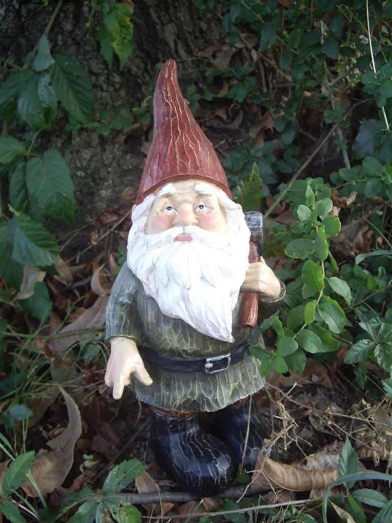 "Nain De Jardin ""barney Blarney"" / Garden Gnome | I Found Thi ... avec Naine De Jardin"