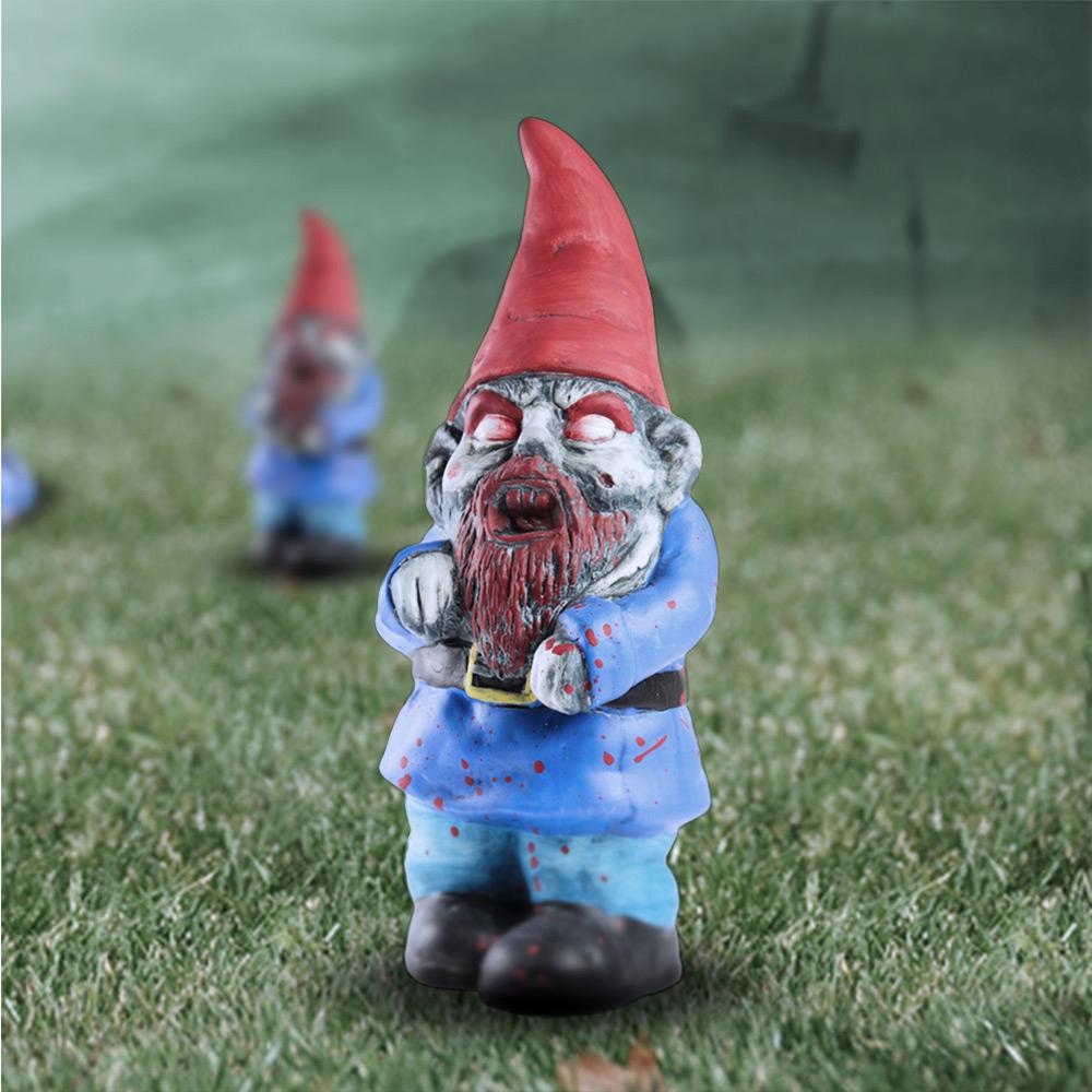 Nain De Jardin Zombie avec Nain De Jardin Zombie
