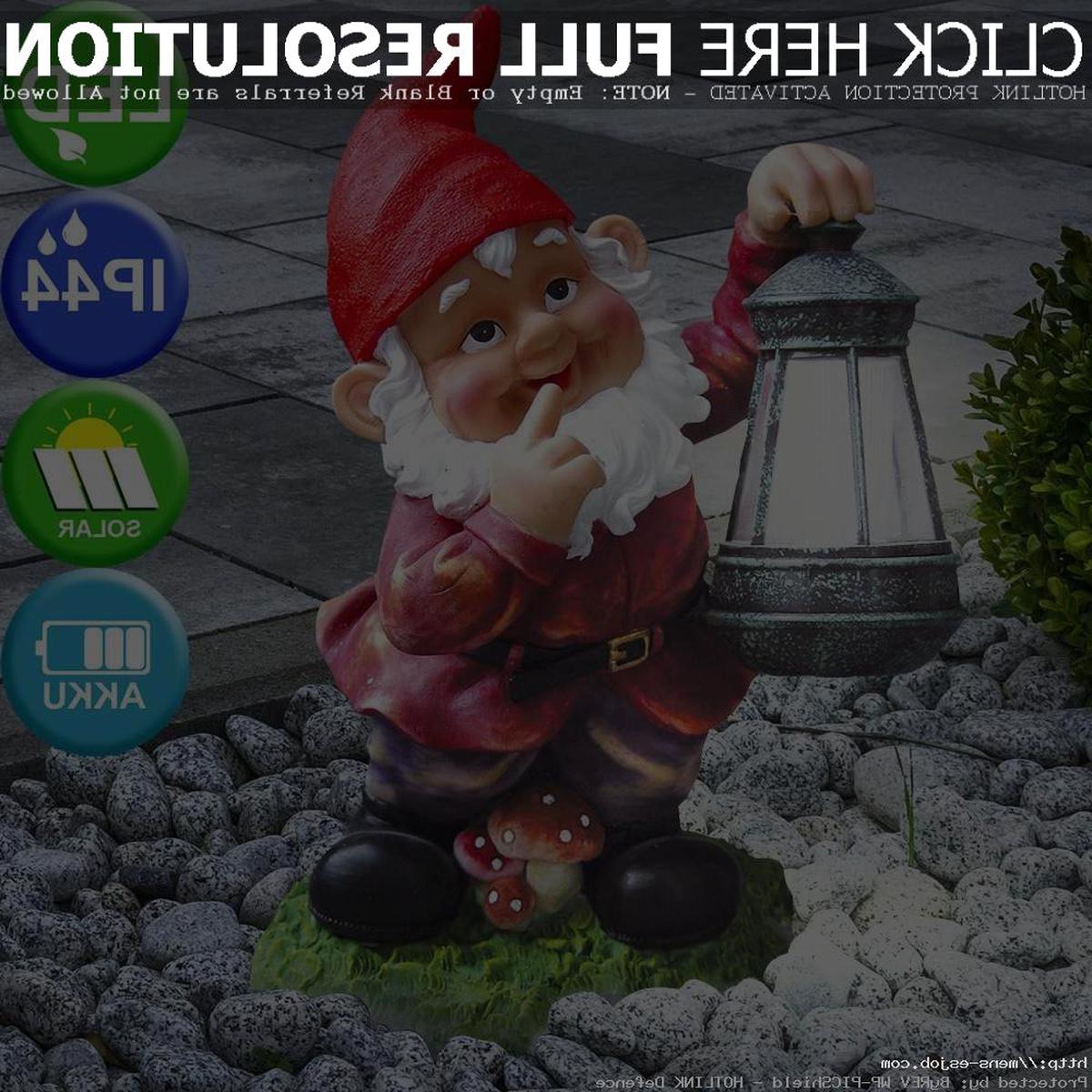 Nain Jardin Lampe D'occasion | Plus Que 3 À -65% destiné Nain De Jardin Pas Cher