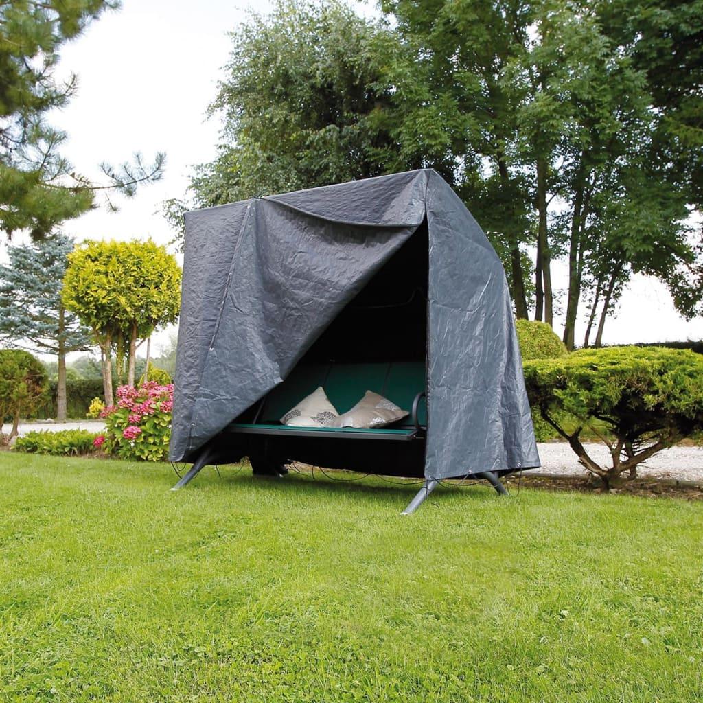 Nature Housse De Mobilier De Jardin Pour Balançoires ... dedans Bache Pour Balancelle Jardin