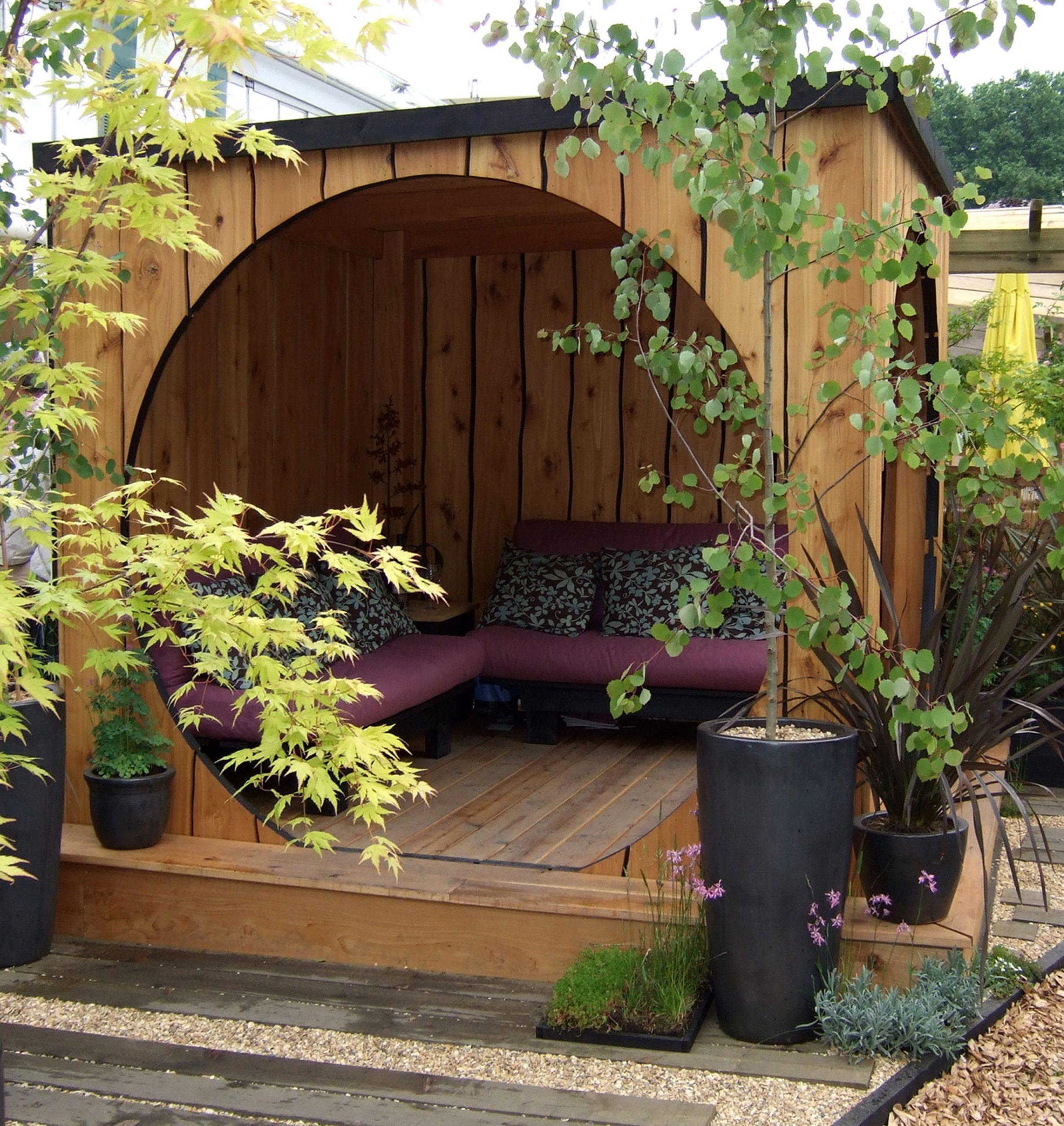 Nice Cozy Outdoor Sapce! | Garden Pods, Outdoor Gardens ... avec Abri De Jardin Nice