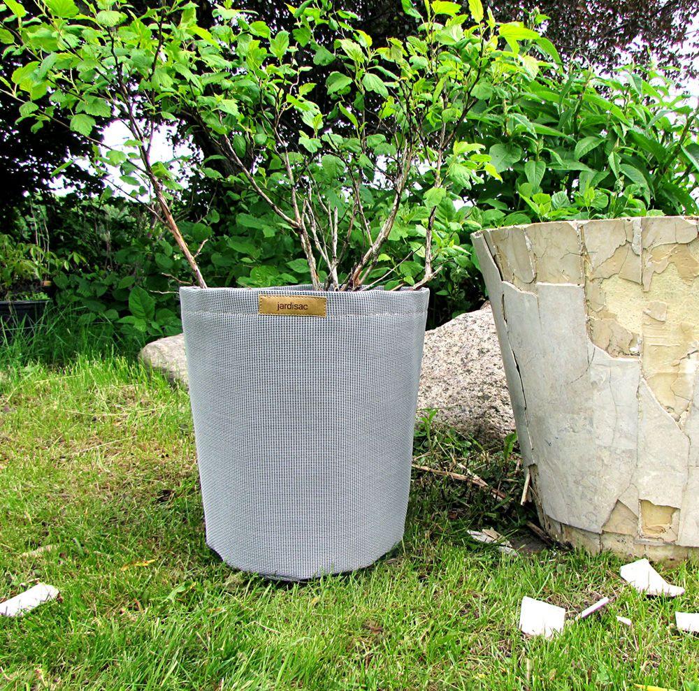 No More Bronken Pots! Plant Pots, Garden Planter In ... intérieur Geotextile Jardin
