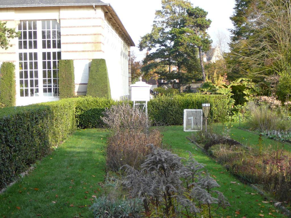 Normales Et Records Climatologiques 1981-2010 À Radome Rouen ... pour Station Meteo De Jardin