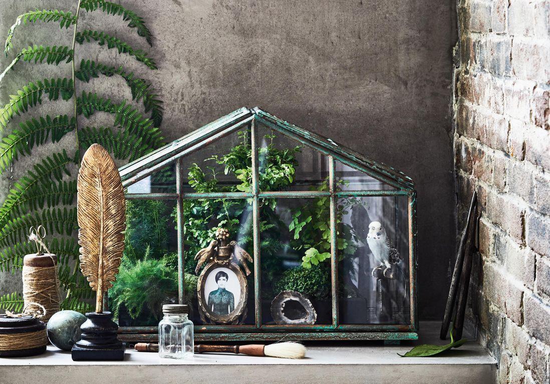 Nos Idées Pour Créer Un Jardin D'hiver Même Dans Les ... intérieur Construire Jardin D Hiver