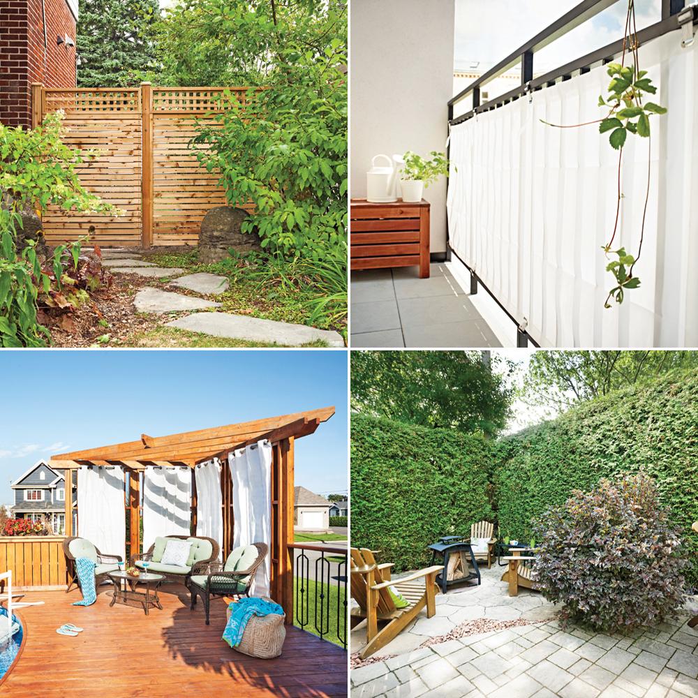 Nos Meilleures Solutions Pour Se Cacher Des Voisins - Je Jardine dedans Cacher Vis A Vis Jardin