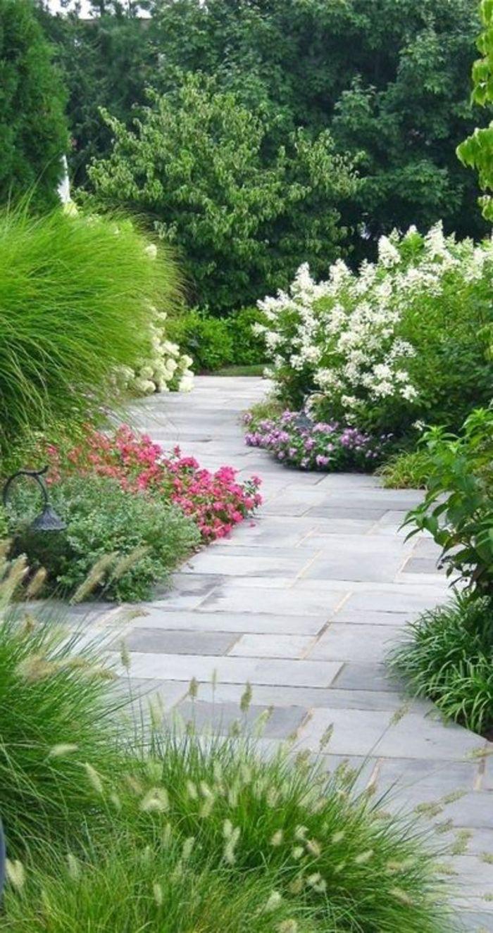 Nos Propositions En Vidéos Pour Faire Une Allée De Jardin ... à Allée De Jardin En Béton