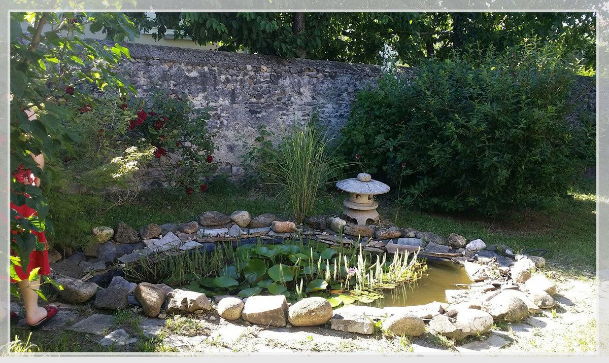 Nos Realisations - Création De Jardins D'inspiration Japonaise dedans Creation Cascade Bassin Jardin