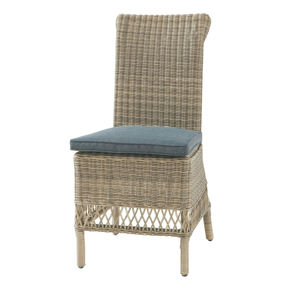 Nos Tables Et Chaises De Jardin - Meubles Et Décoration ... à Chaise De Jardin Maison Du Monde