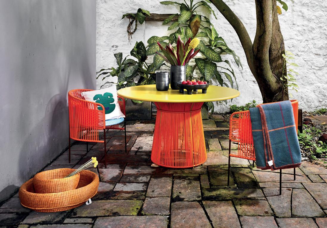Notre Sélection De Mobilier De Jardin Pour Un Extérieur Qui ... intérieur Salon De Jardin Blanc Carrefour