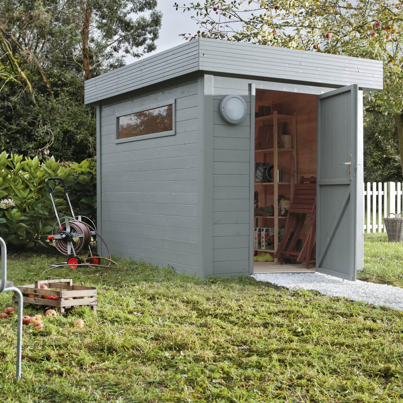 Nouveau Style Bc76F 46366 Cabane 5M2 - Uscompiegne.fr serapportantà Abri De Jardin Moins De 5M2