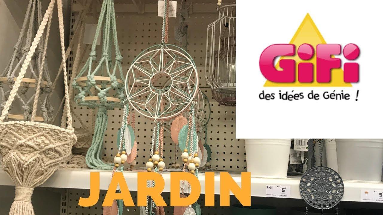 Nouveautés Gifi Jardin Extérieur Déco Mobilier Printemps Été Avril 2019 serapportantà Idée De Génie Jardin