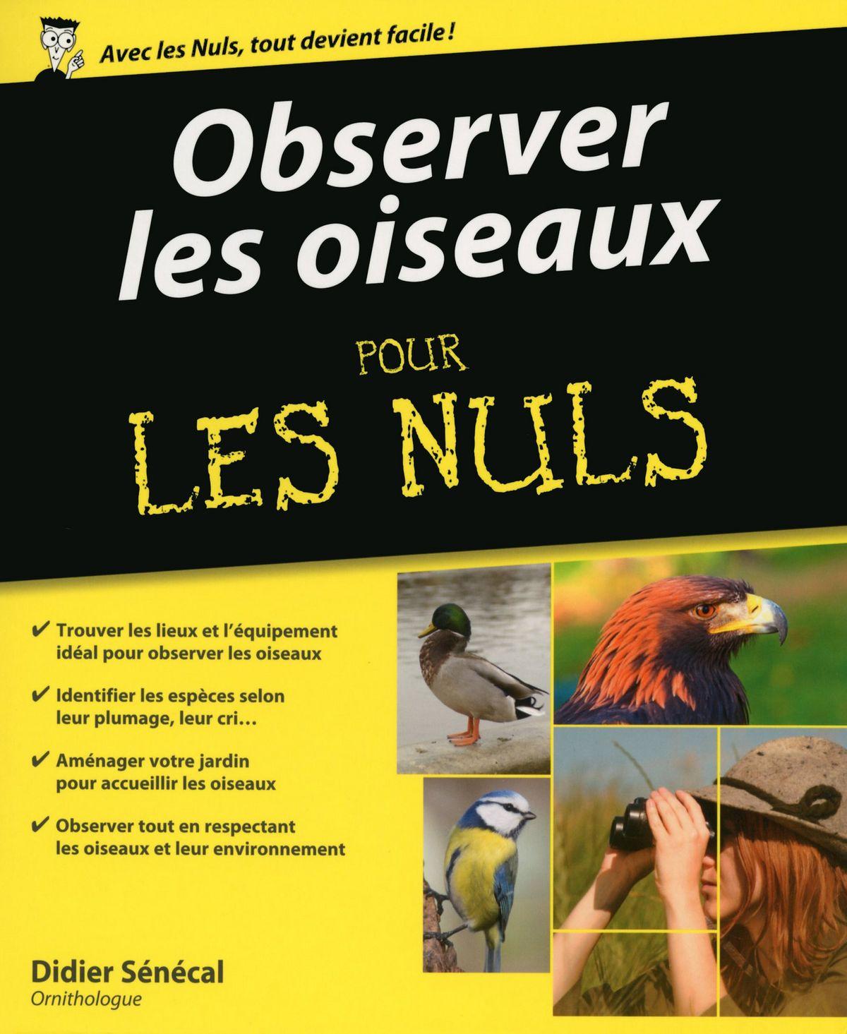 Observer Les Oiseaux Pour Les Nuls Ebooks By Didier Senecal - Rakuten Kobo dedans Le Jardin Pour Les Nuls