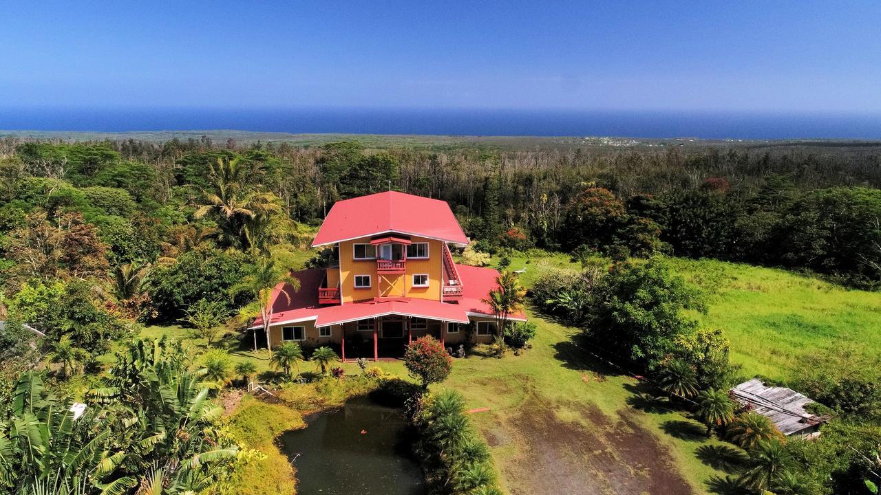 Oda Ve Kahvaltı Pele's Breath (Abd Pahoa) - Booking avec Salon De Jardin Hawai