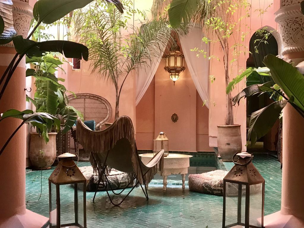 Oda Ve Kahvaltı The Bohemian Jungle (Fas Marakeş) - Booking à Jardin De La Koutoubia