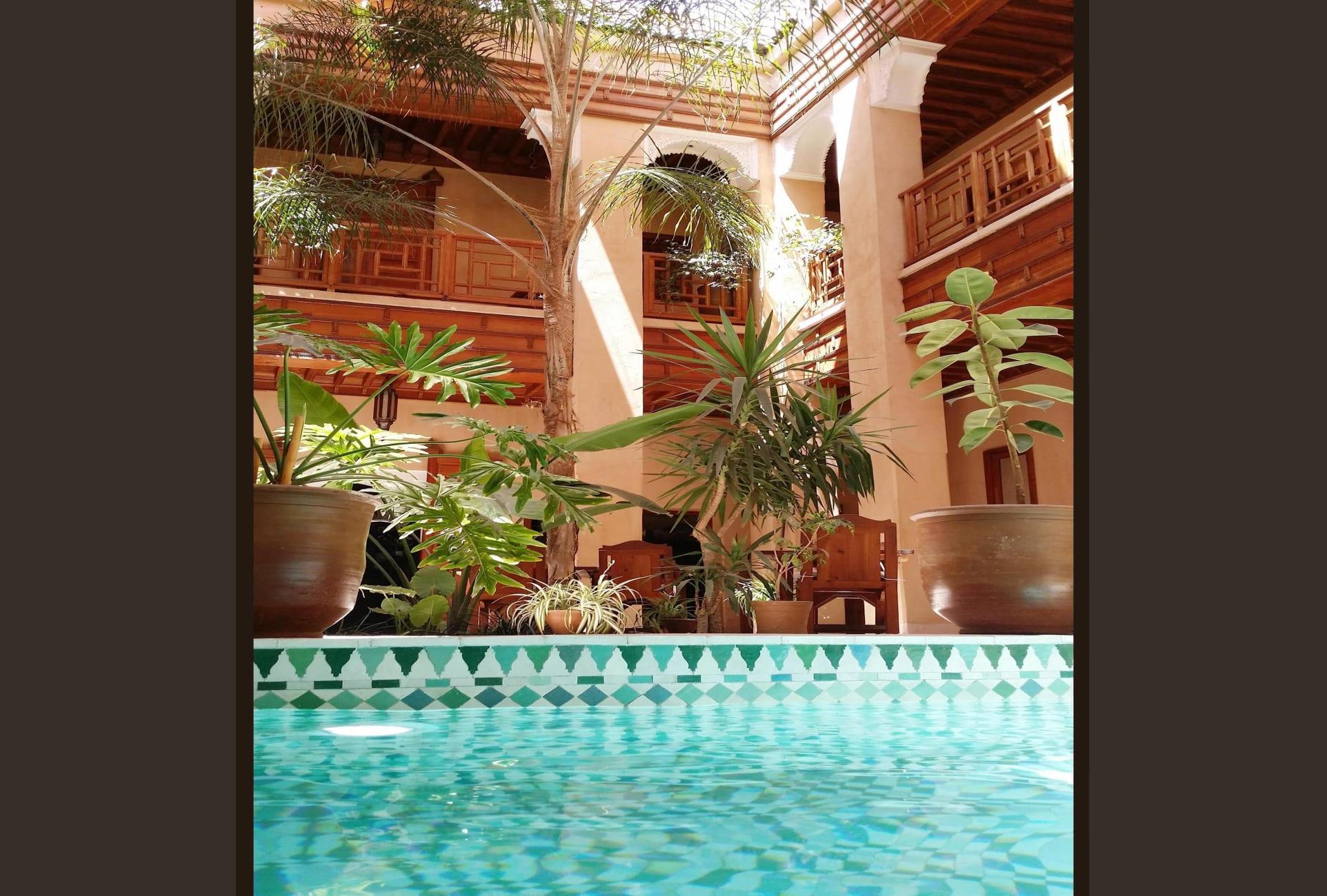 Oda&kahvalti Riad Al Ksar & Spa, Marakeş - Trivago.tr encequiconcerne Jardin De La Koutoubia