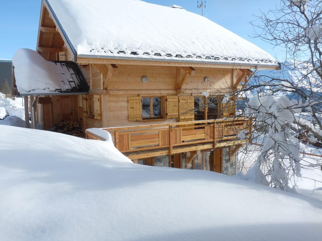 Odalys Chalet Jardin D'hiver, La Toussuire, France - Booking tout Chalet Le Jardin D Hiver La Toussuire