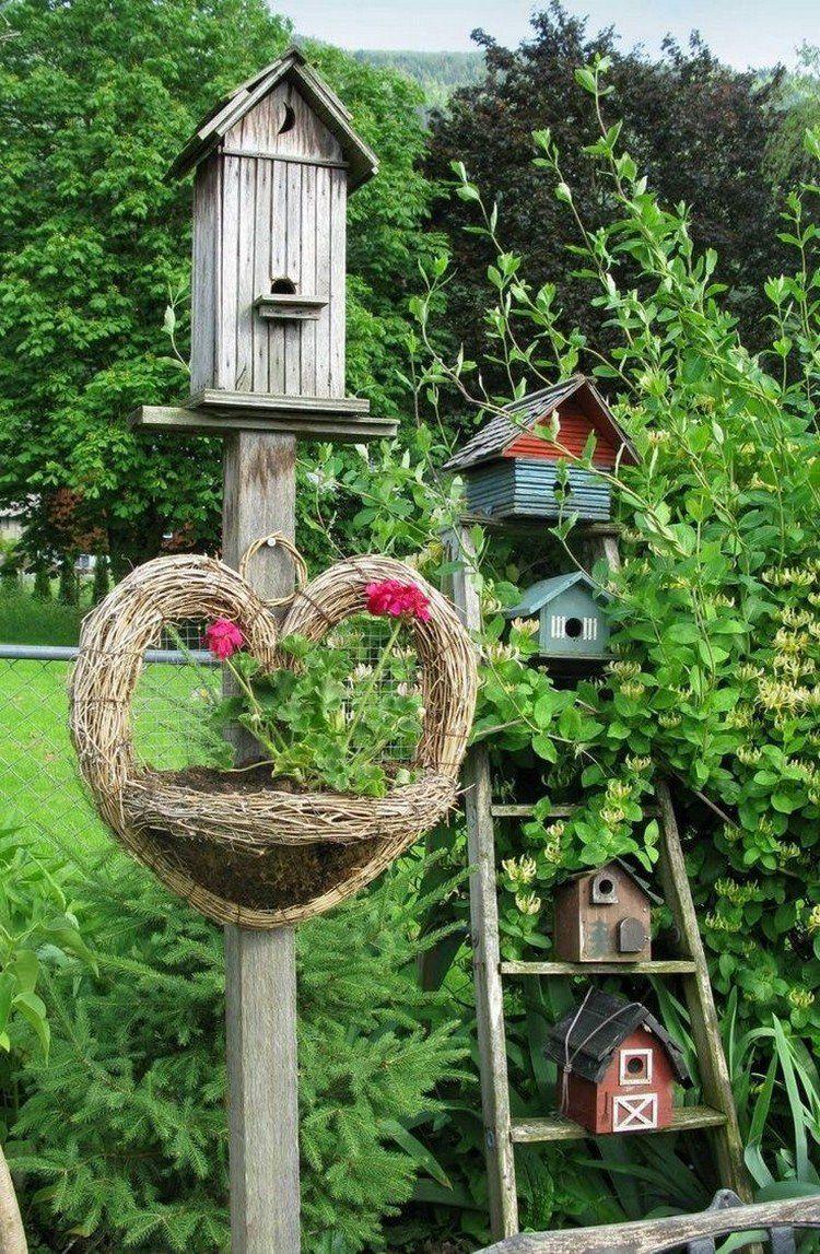 Oiseaux Et Animaux Sauvages Ov Mangeoire/baignoire De Jardin ... pour Baignoire Oiseaux Jardin