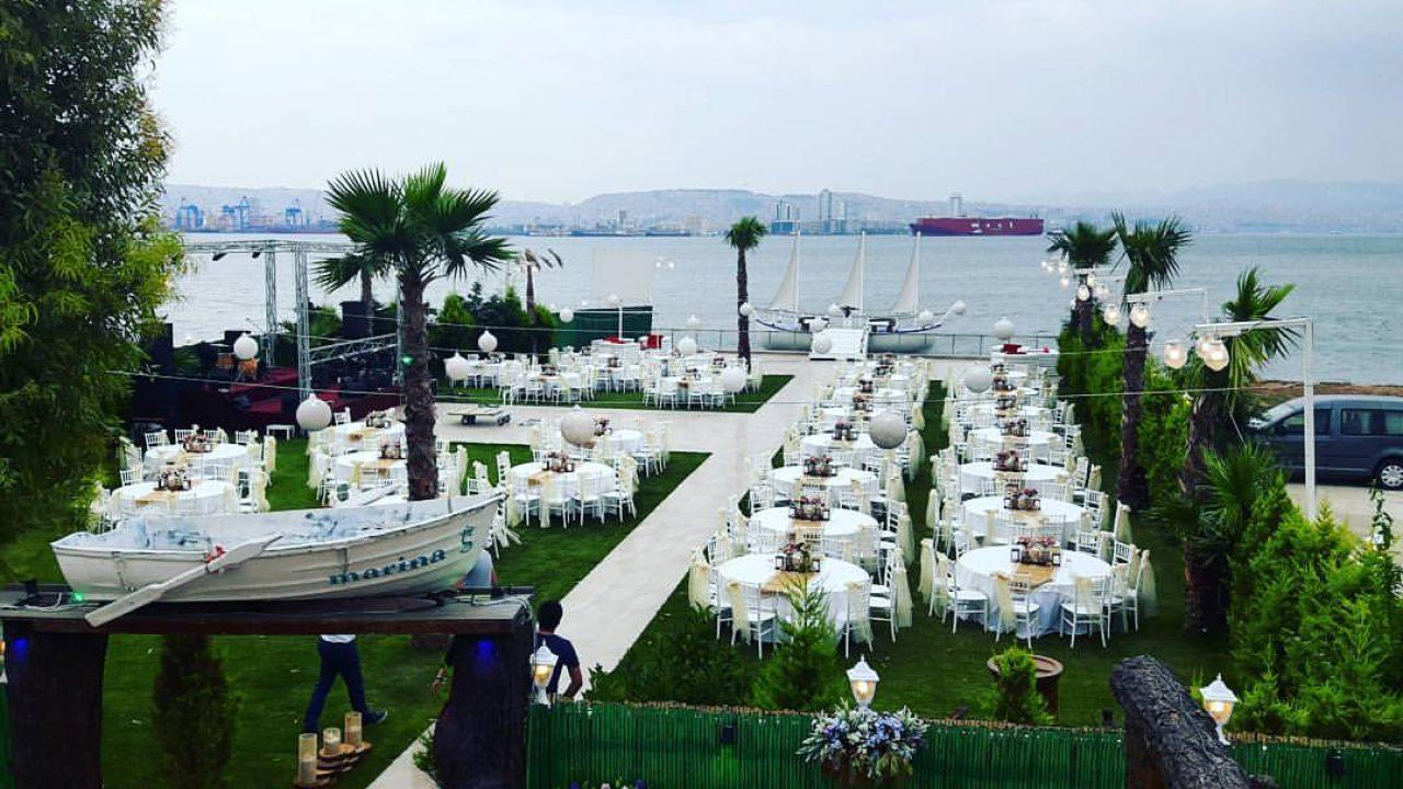 Ömür Boyu Mutluluklar: En İyi 8 Bayraklı Düğün Salonu ... avec Salon De Jardin But