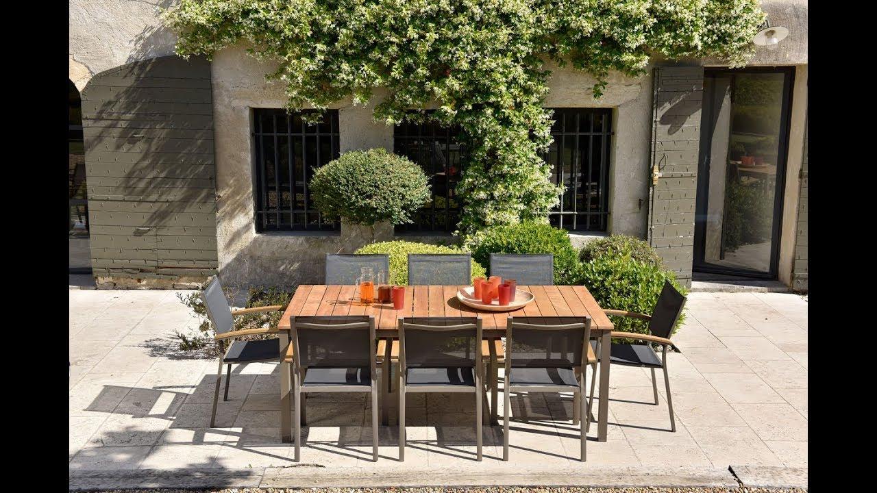 Oogarden - Salon De Jardin Marbella Avec Fauteuils Figueras à Abri De Jardin Oogarden