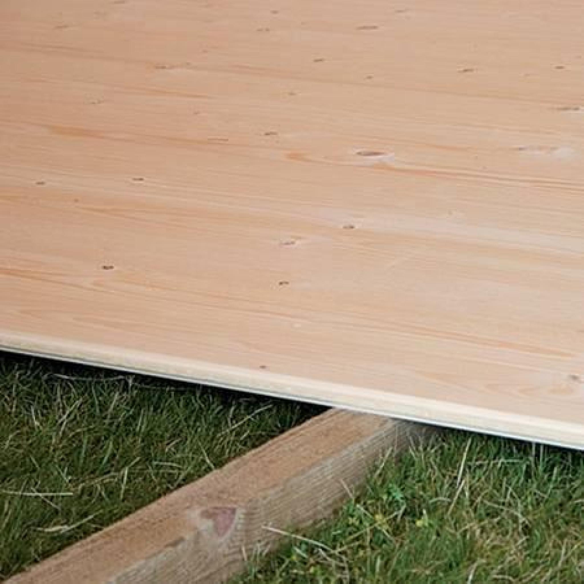 Option Plancher Pour Abris Bois intérieur Plancher Pour Abri De Jardin