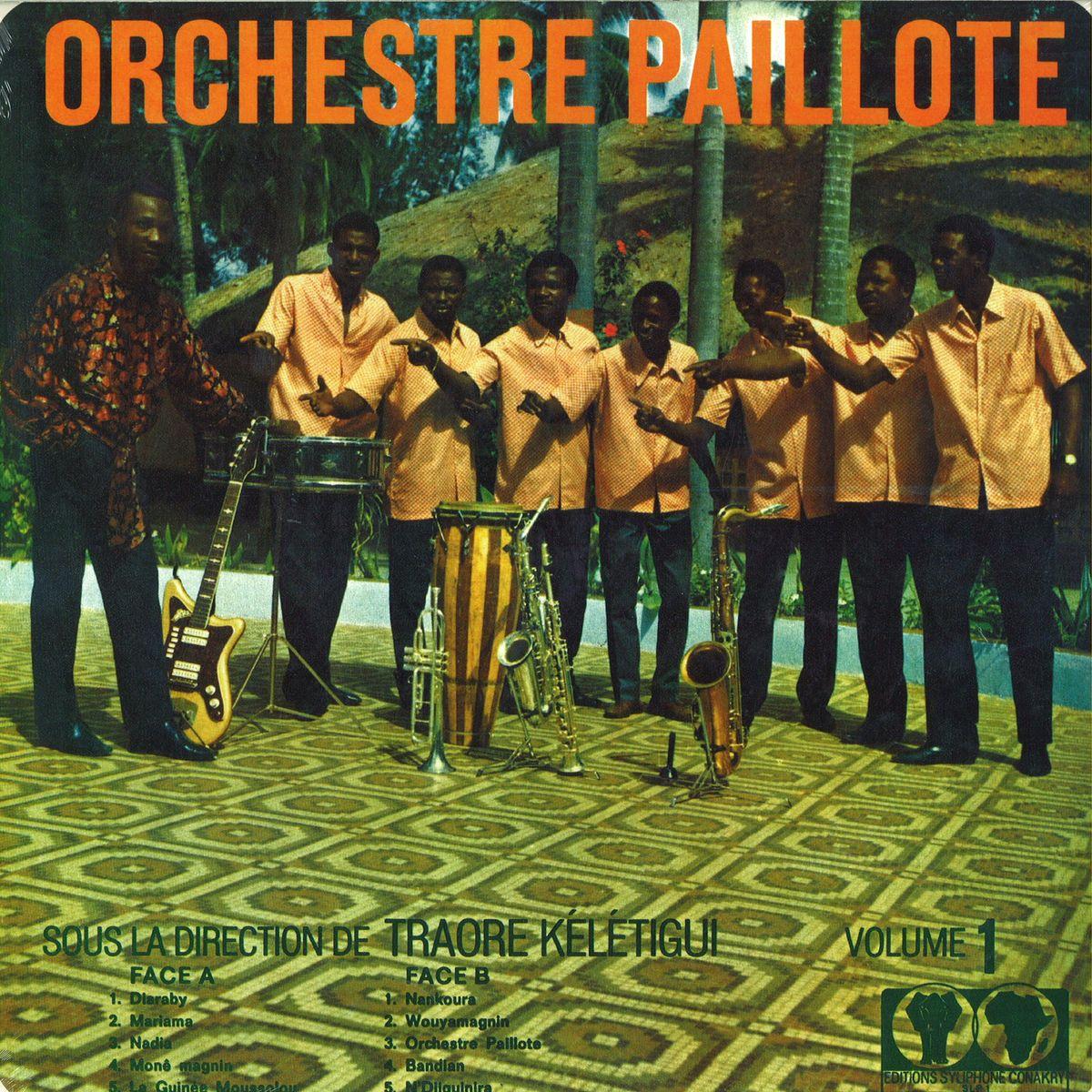 Orchestre Paillote - Sous La Direction De Traore Keletigu ... avec Paillote Jardin