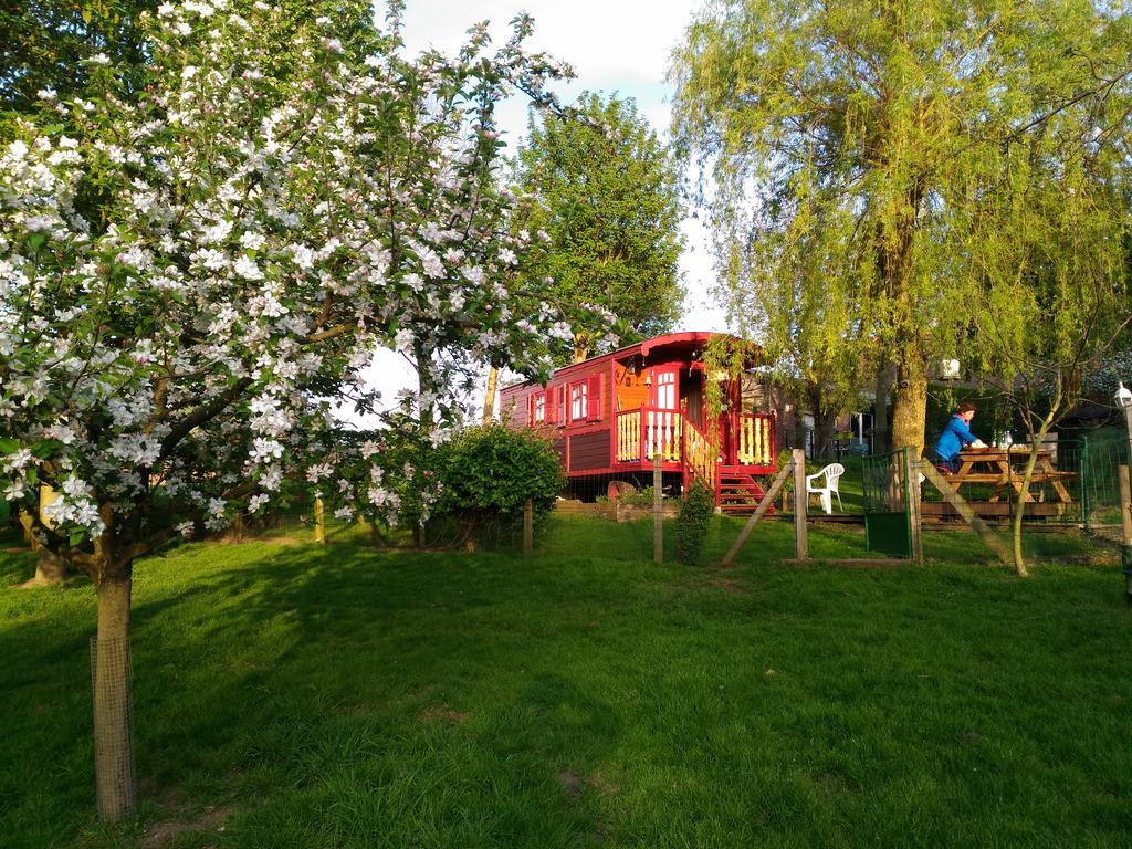 Orman Evi La Gypsy Caravan (Fransa Rivière) - Booking pour Bache Pour Salon De Jardin