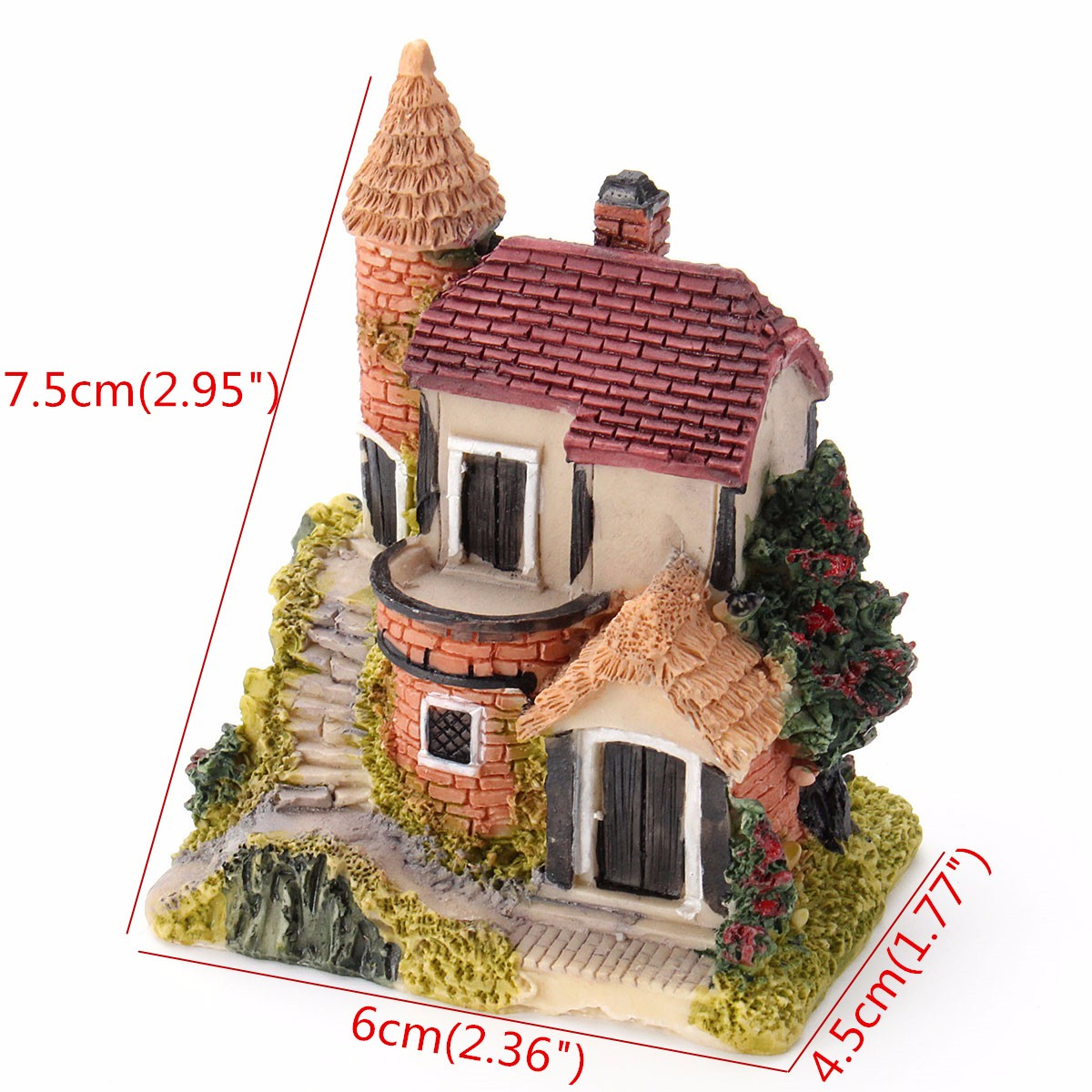 Ornement Résine Décoration Miniature Jardin Bonsaï Maison ... concernant Nain De Jardin Doigt D Honneur