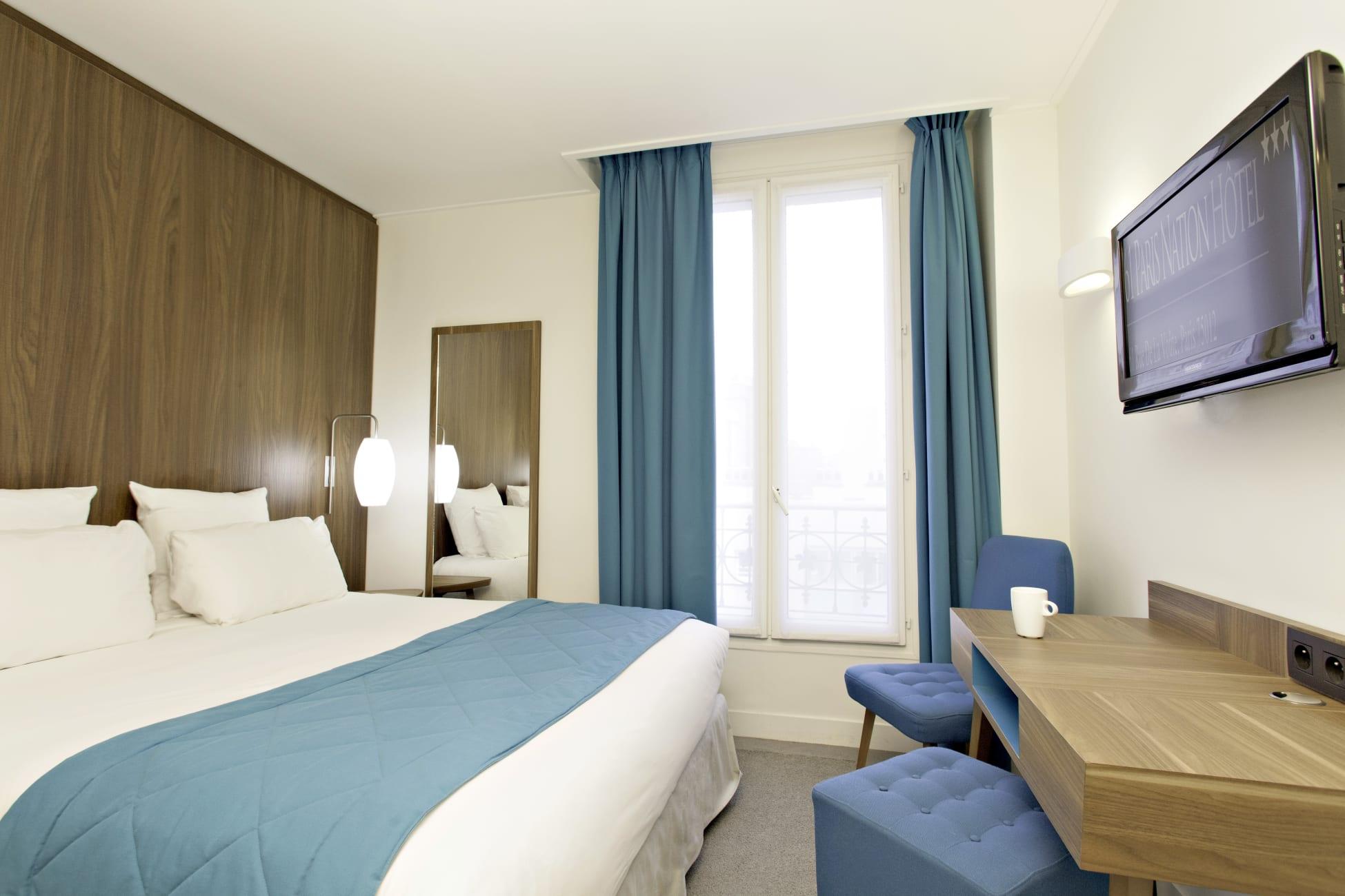 Otel Best Western Premier 61 Nation Hotel, Paris - Trivago ... intérieur Hotel Des Jardins Vincennes