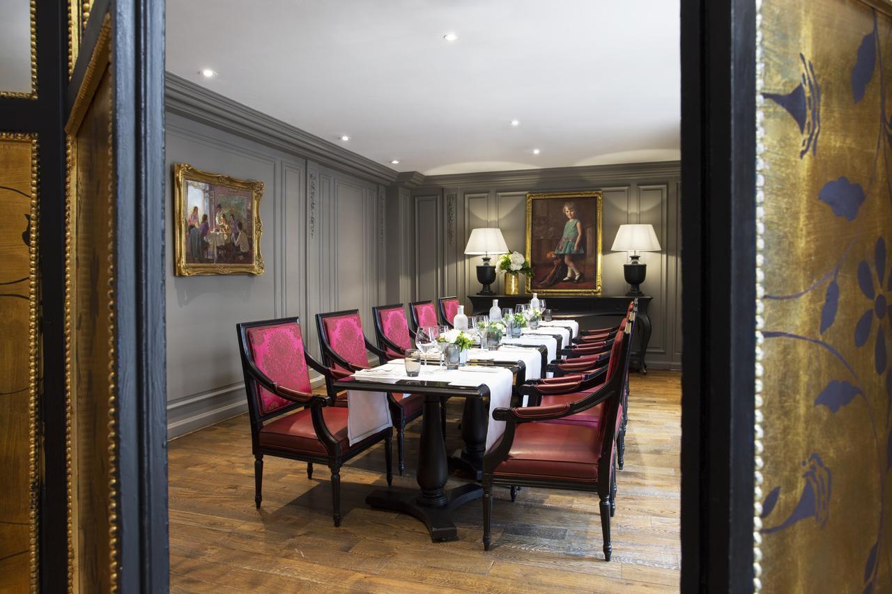 Otel Castille Paris (Fransa Paris) - Booking avec Salon De Jardin Alice Garden