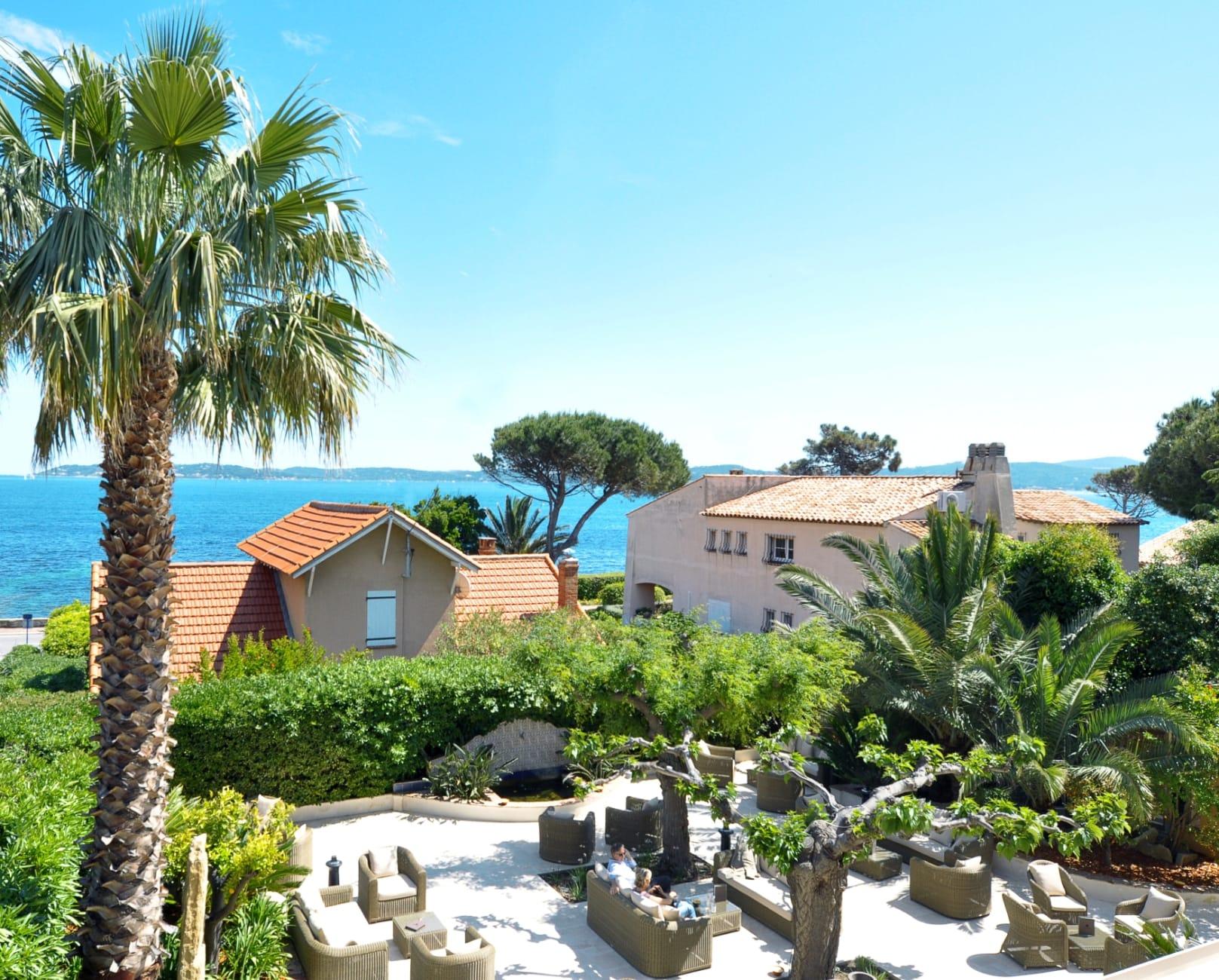 Otel Hotel Best Western Plus Montfleuri, Sainte-Maxime ... concernant Hotel Les Jardins De Sainte Maxime