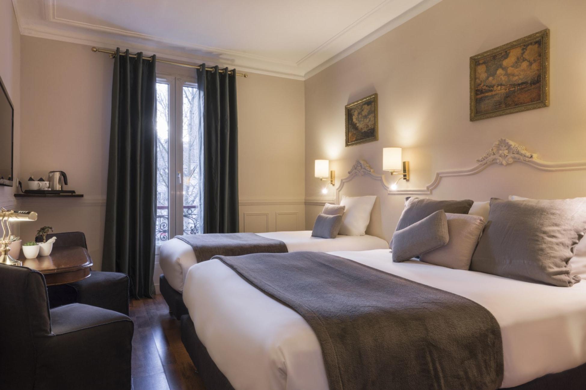 Otel Hôtel De La Porte Dorée, Paris - Trivago.tr encequiconcerne Hotel Des Jardins Vincennes
