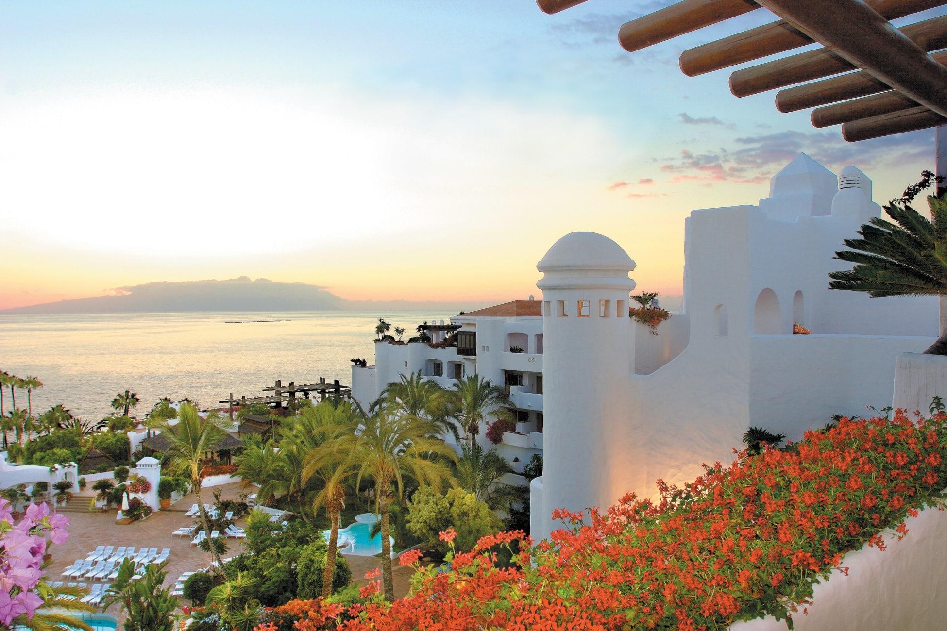 Otel Hotel Jardín Tropical, Costa Adeje - Trivago.tr destiné Jardin Tropical Tenerife