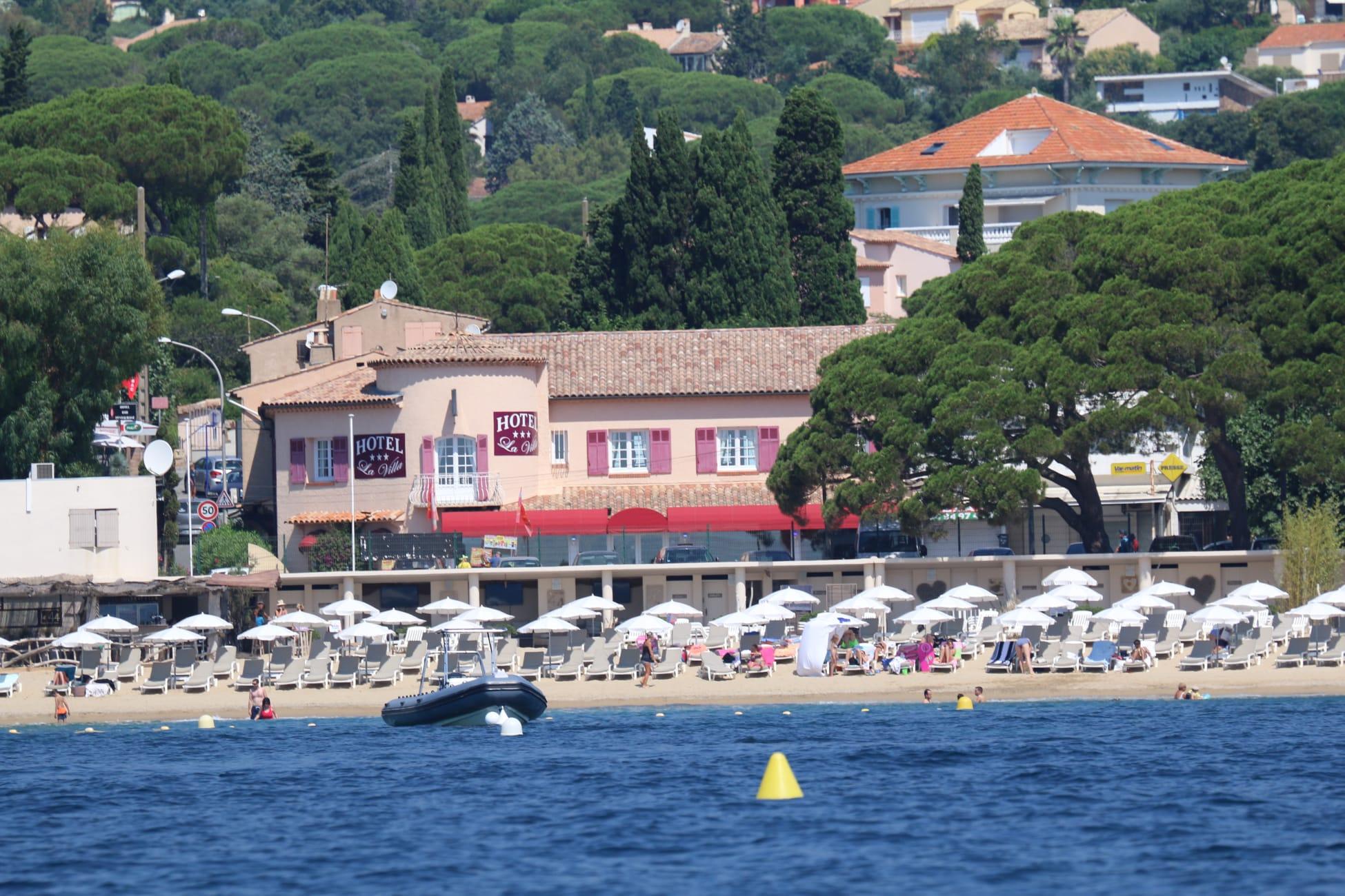 Otel Hotel La Villa, Sainte-Maxime - Trivago.tr pour Hotel Les Jardins De Sainte Maxime