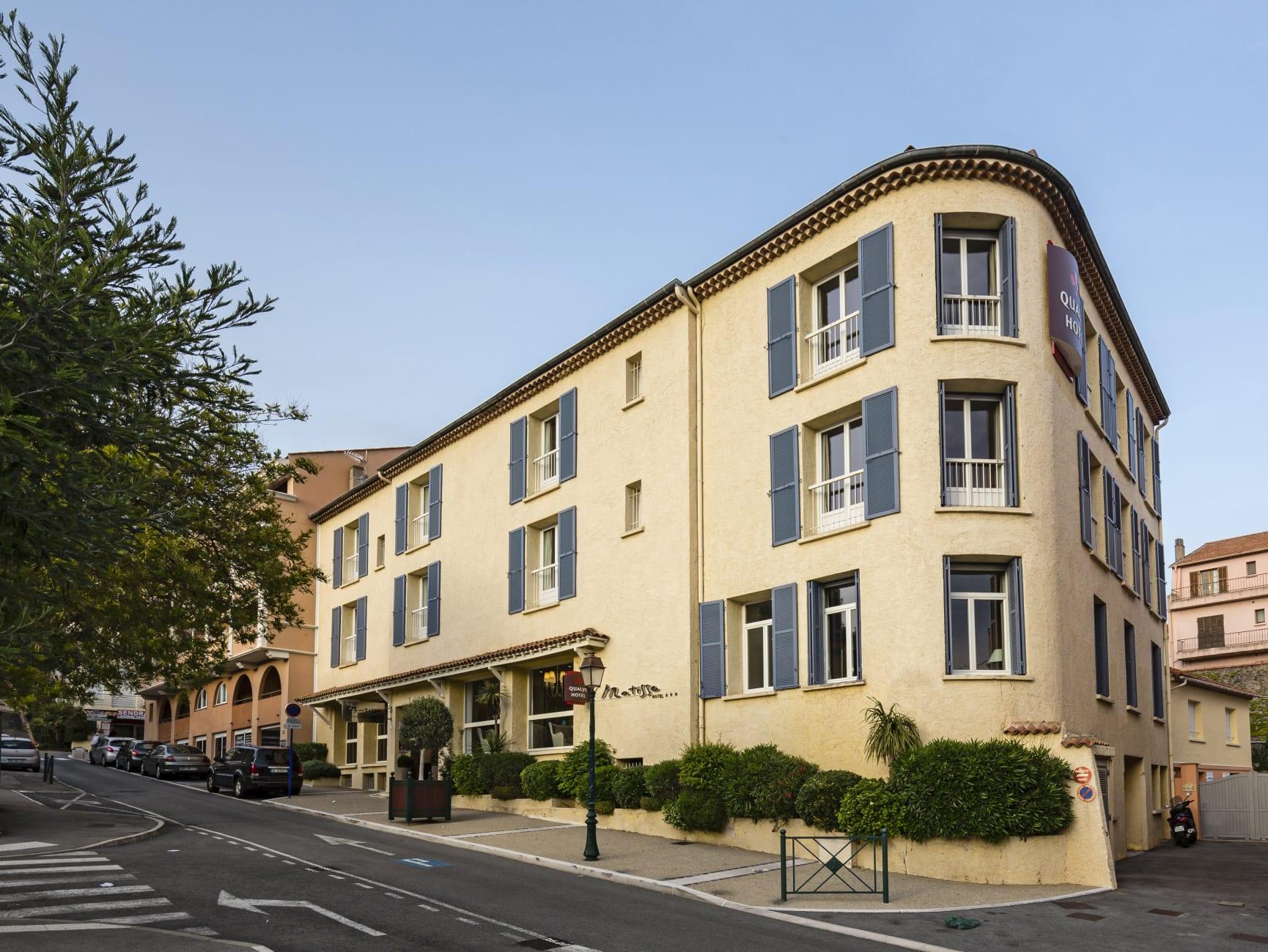 Otel Hotel Matisse, Sure Hotel Collection By Best Western ... dedans Hotel Les Jardins De Sainte Maxime