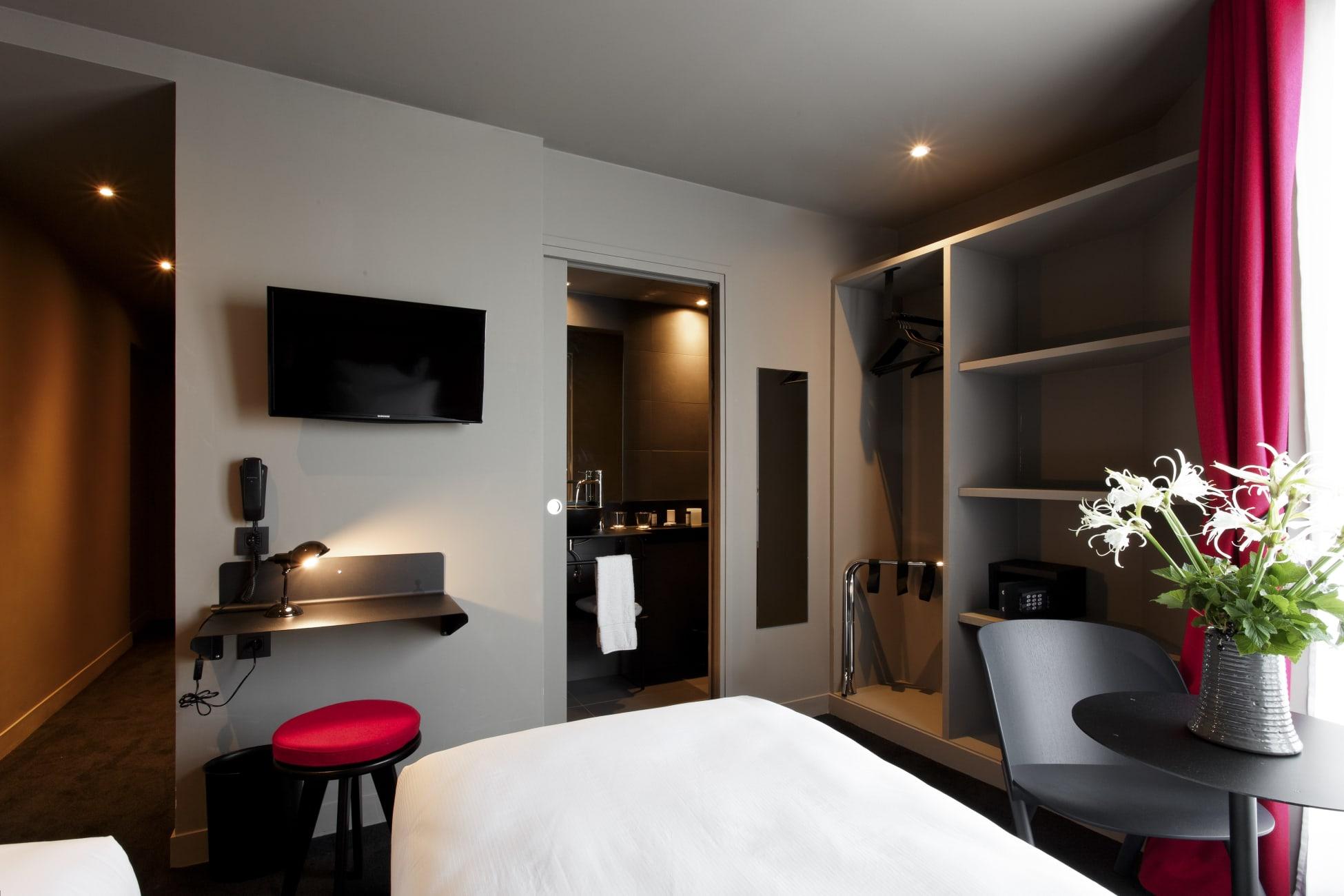 Otel Hotel Saint Marcel, Paris - Trivago.tr encequiconcerne Timhotel Jardin Des Plantes Hotel Paris