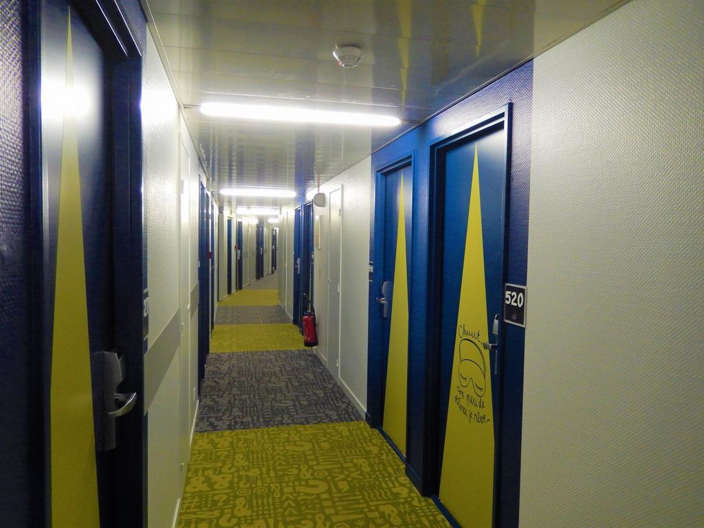 Otel Ibis Budget Porte D'italie Ouest (Fransa Le Kremlin ... avec Salon De Jardin Aluminium Et Composite