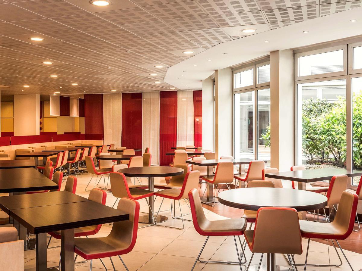Otel Ibis Paris Montmartre 18Ème (Fransa Paris) - Booking intérieur Salon De Jardin Rouge