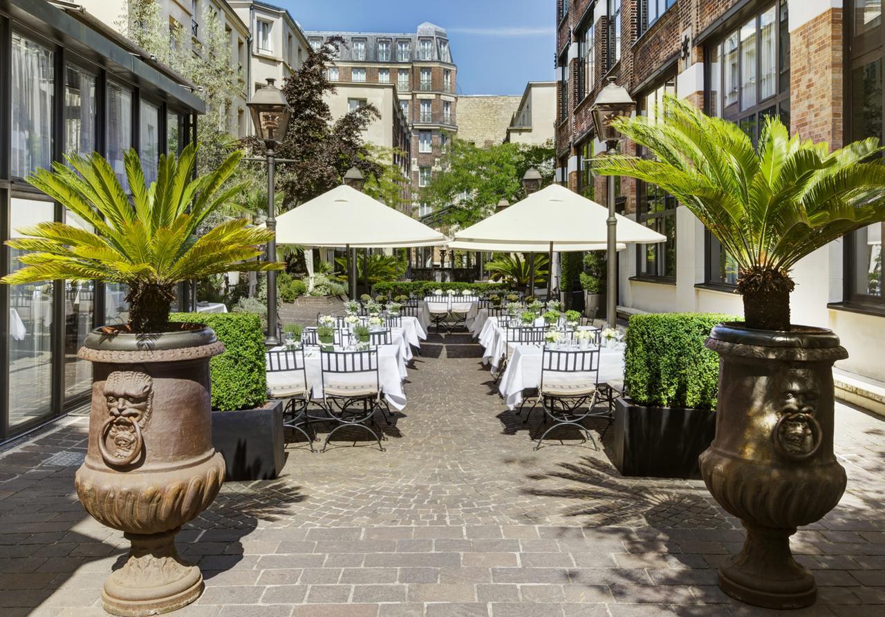 Otel Jardins Du Marais (Fransa Paris) - Booking pour Jardin Du Marais Hotel Paris