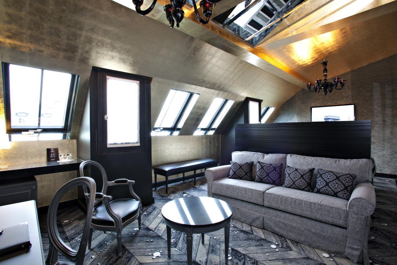 Otel Maison Albar Le Champs-Elysées (Fransa Paris) - Booking encequiconcerne Salon De Jardin Super U 149