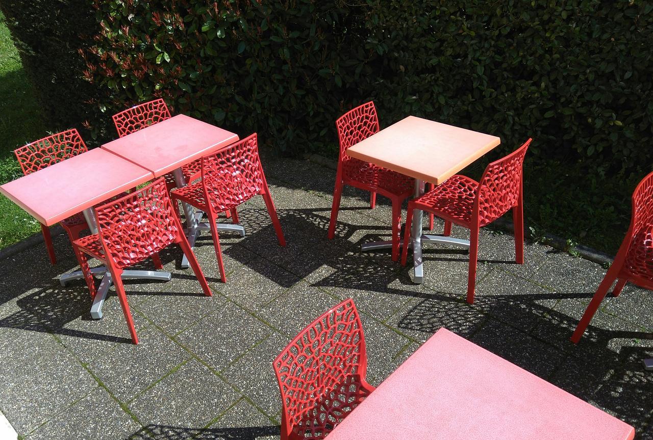 Otel Premiere Classe Strasbourg Ouest (Fransa Strazburg ... avec Table De Jardin Auchan