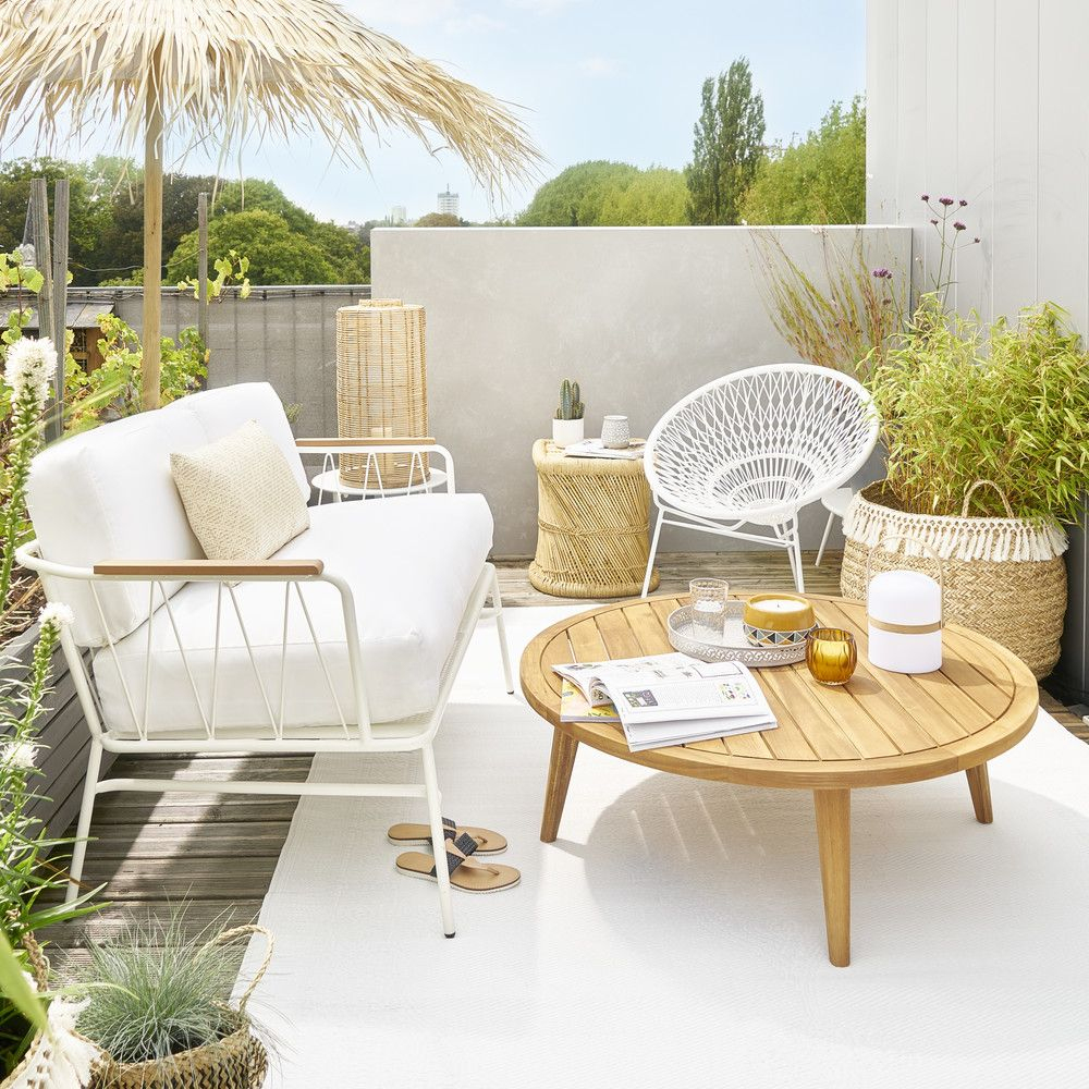 Outdoor Furniture   Furniture, Outdoor Furniture Sets ... dedans Maison Du Monde Salon De Jardin