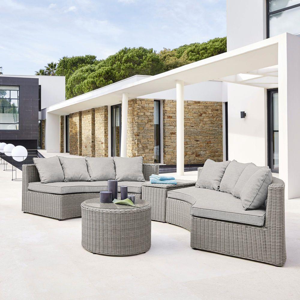 Outdoor Furniture   Outdoor Furniture Sets, Outdoor Decor, Patio destiné Salon De Jardin D Angle Pas Cher