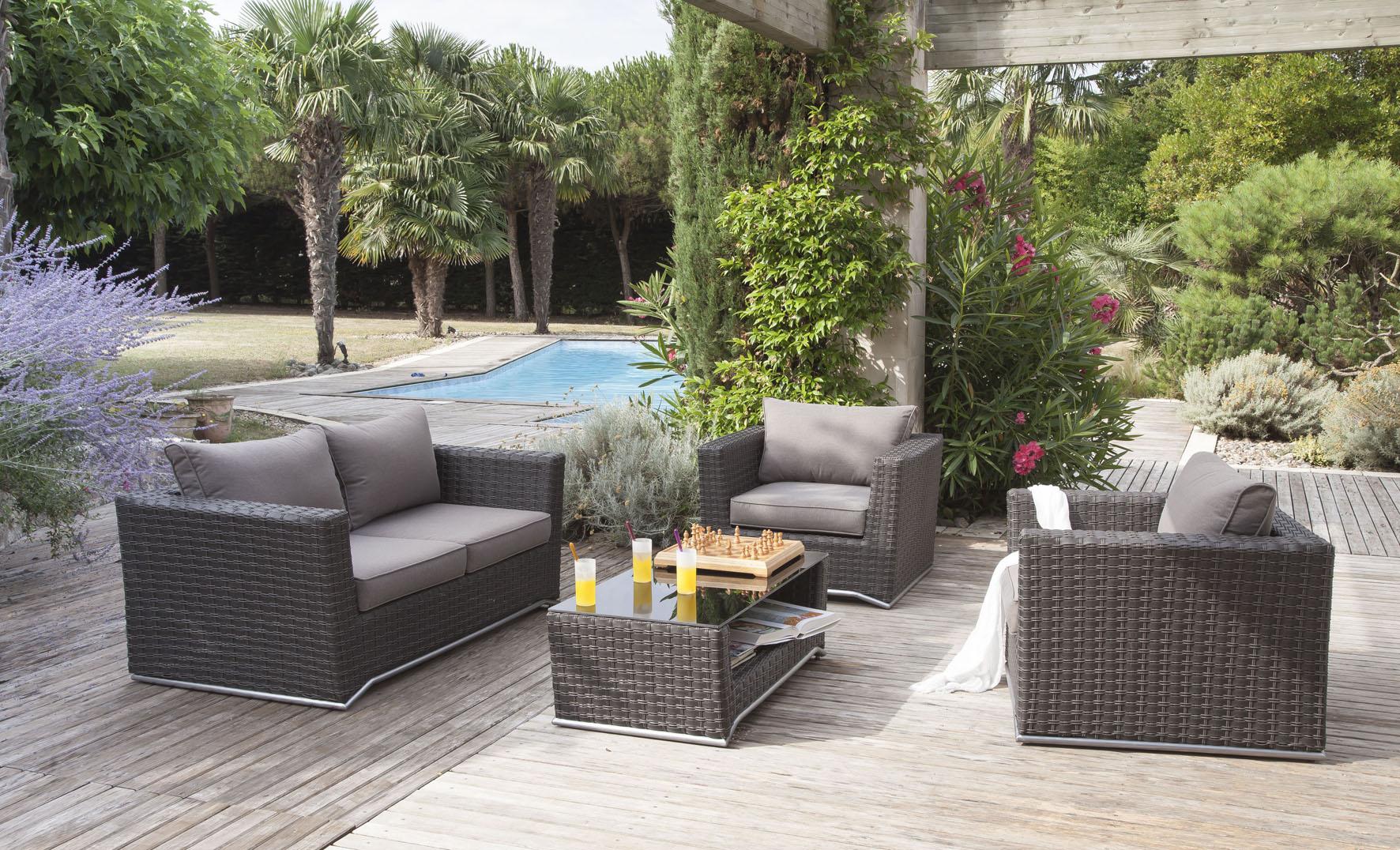 Outdoor : La Nouvelle Collection Proloisirs - Jacky La Main ... avec Salon De Jardin Chez Leclerc