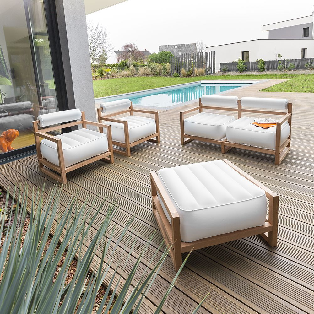 Outdoor #mojow #mojowmobiliers #mojowfurnituredesign #design ... intérieur Salon De Jardin Gonflable