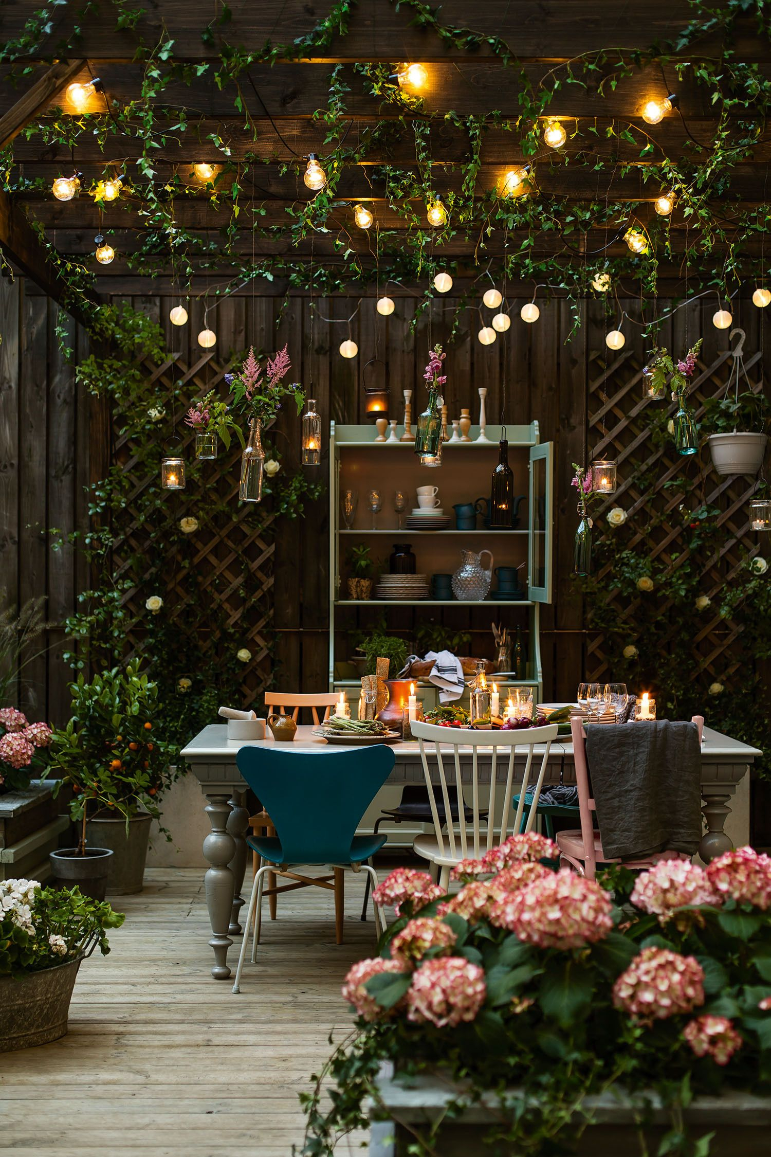 Outdoor / Terrasse / Jardin D'été / Jardin D'hiver | Ev ... tout Terrase De Jardin