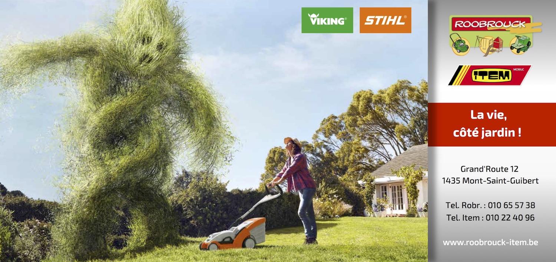Outils Jardin Promos Stihl Viking Soldes Bonnes Affaires ... concernant Outillage Jardin Stihl