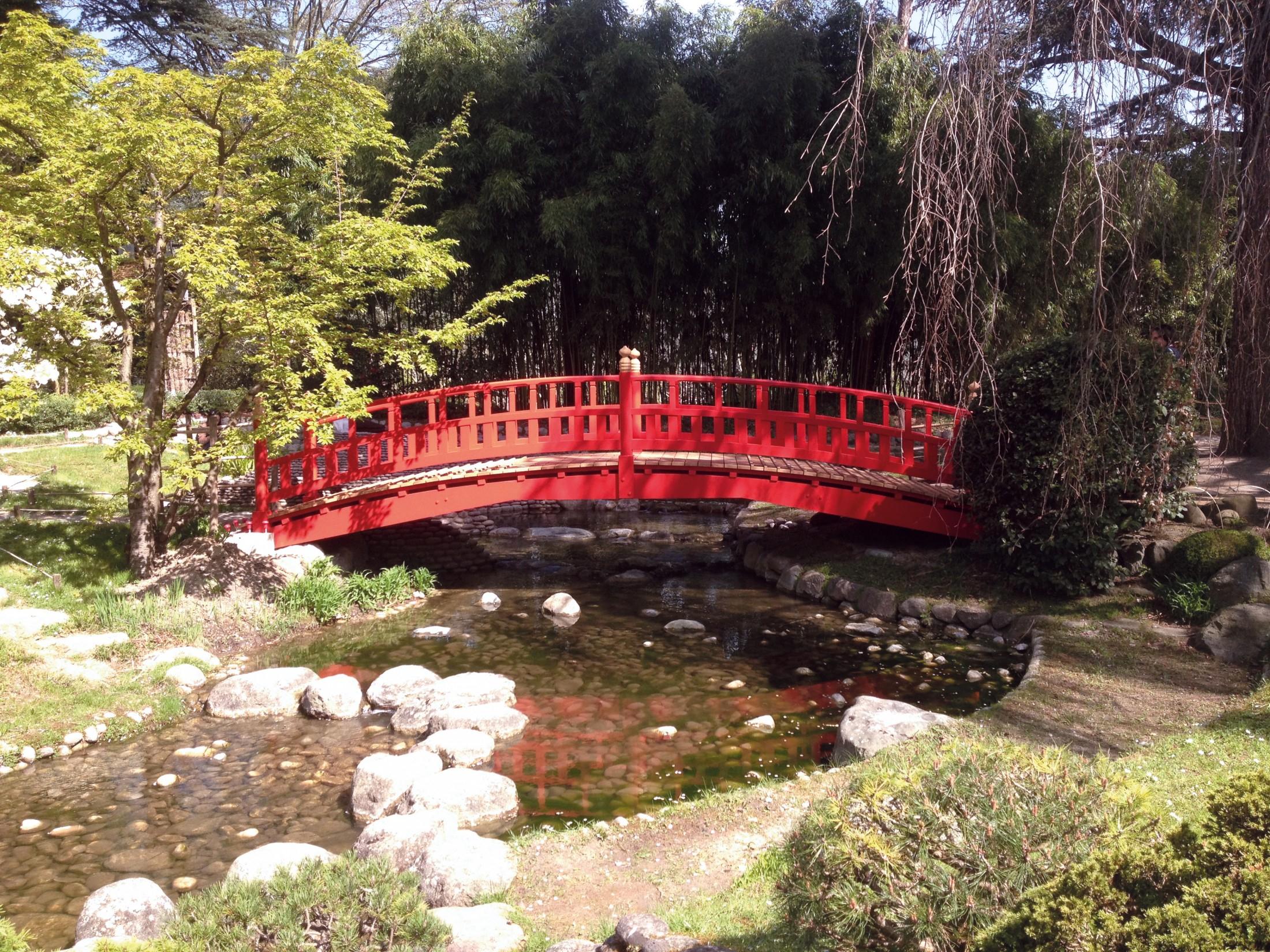Ouvrage D'art Bois Extérieur Structure Sur Mesure | Sle concernant Pont En Bois Pour Jardin
