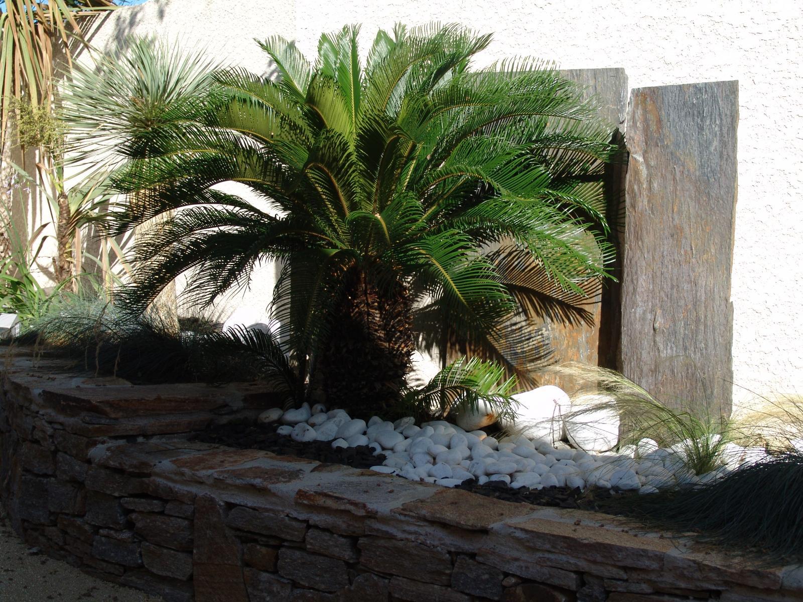 Paillage / Minéraux - Vert Parc, Créateur De Jardins ... destiné Jardin Avec Galets Blancs