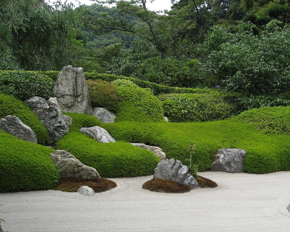 Palette Minérale : Quels Matériaux Pour Votre Jardin ... pour Decoration Minerale Jardin