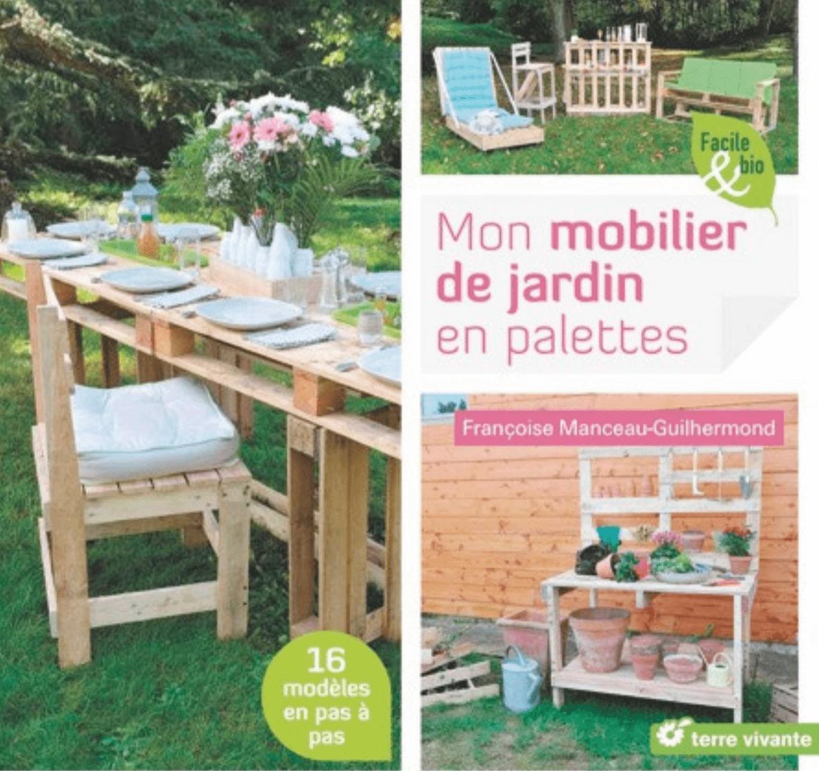 Palettes : Elles Se Recyclent En Meubles ! - Green Logistique encequiconcerne Mon Mobilier De Jardin